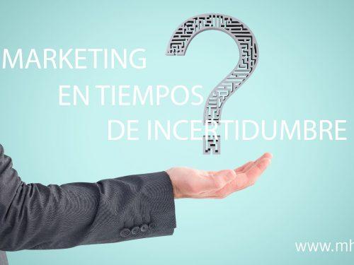 ¿Cómo se miden las acciones de marketing en momentos de incertidumbre?